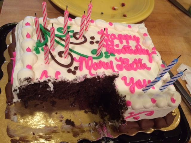 Excruciating Minutiae Happy Birthday Mary Beth