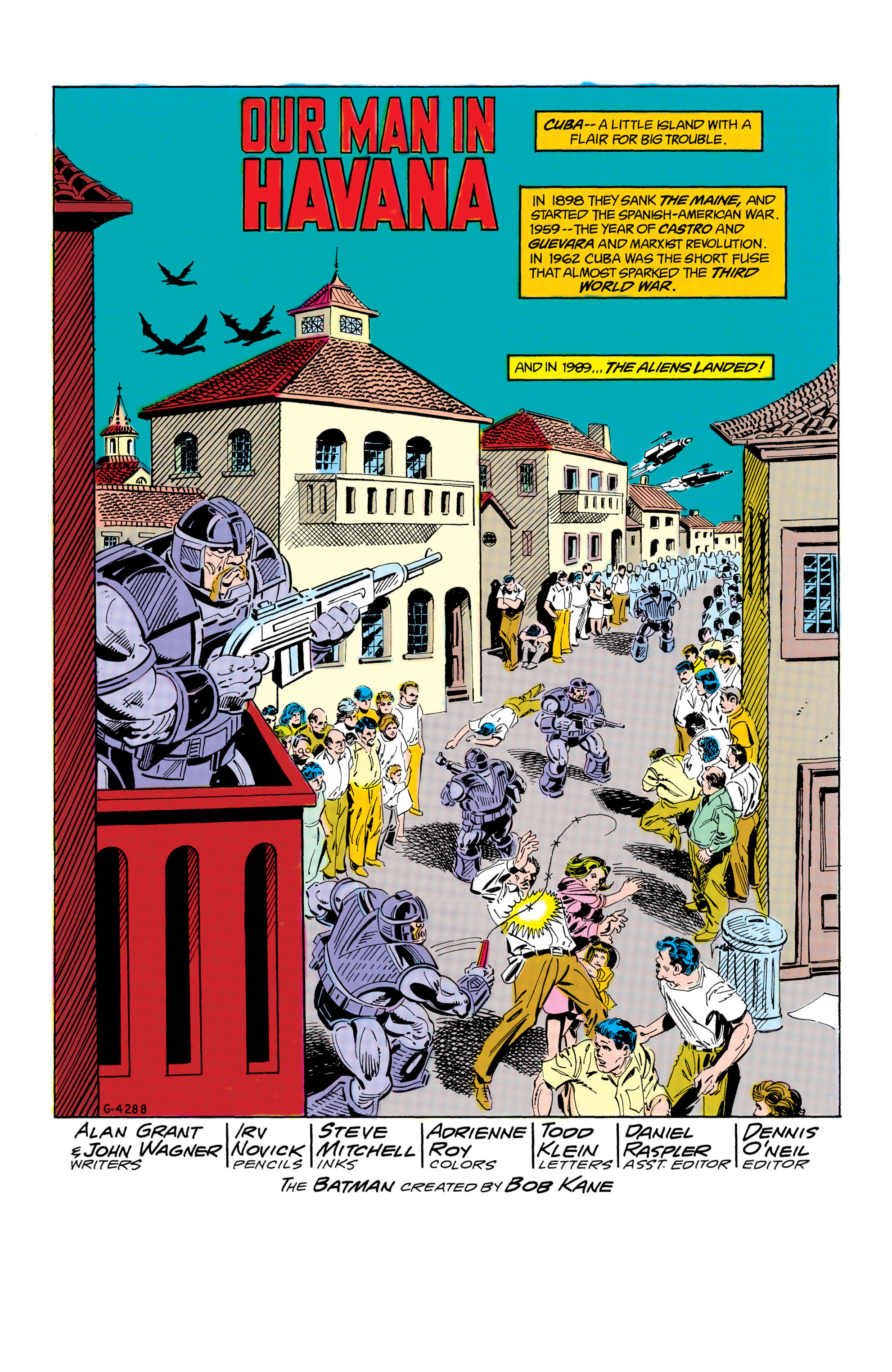 Detective Comics (1937) Issue #595 Page 2