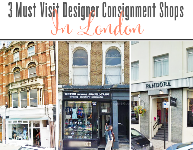 The best designer consignment stores in London