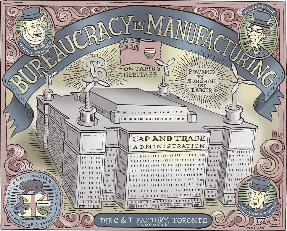 Graeme MacKay: Cap & Trade.