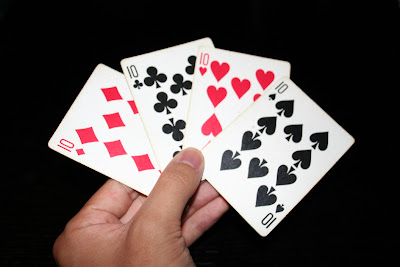 playing cards Uncommonly Known . . . Playing Cards