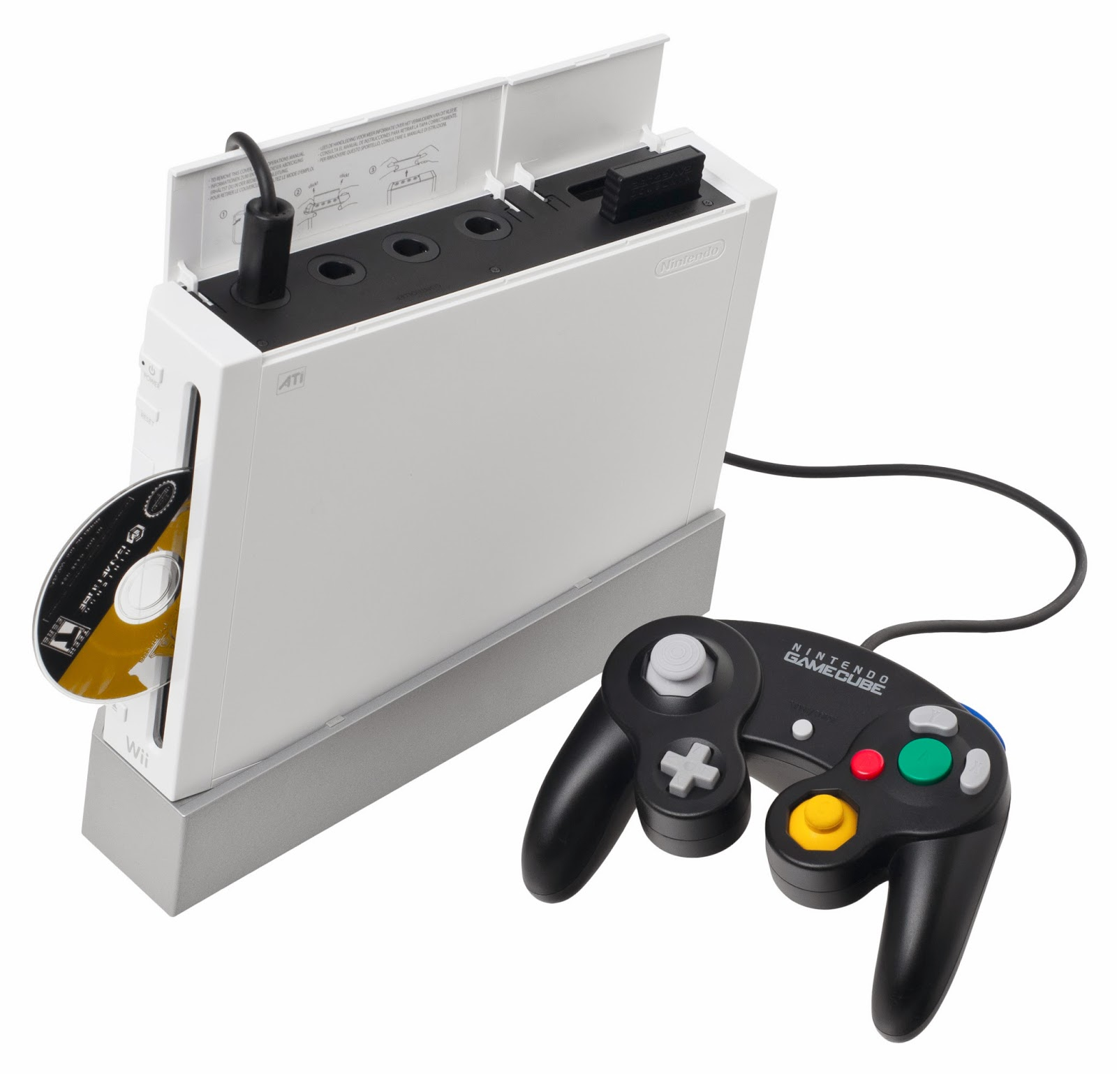 You Can Use An Old GameCube Memory With Your Nintendo Wii Console As It Officially Supports To Save Game Data Onto Created From