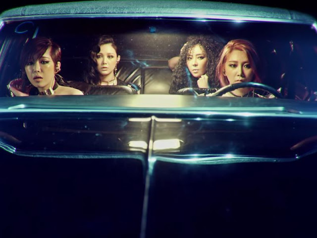 Brown Eyed Girls Brave New World