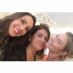 Graciella Starling, Martha Medeiros e Fernanda Souza