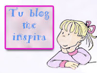 Premi Tu blog me inspira