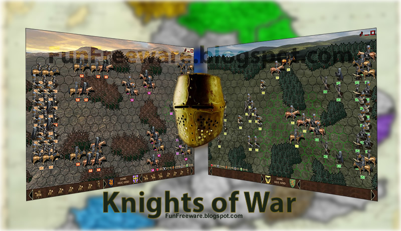 Knights of War Screenshot Image