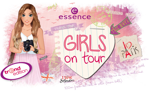 essence girls on tour – Trend Edition Juni Juli 2013