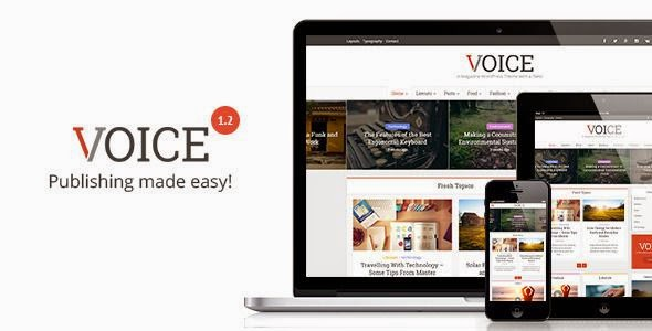 Best Magazine WordPress Theme 2015