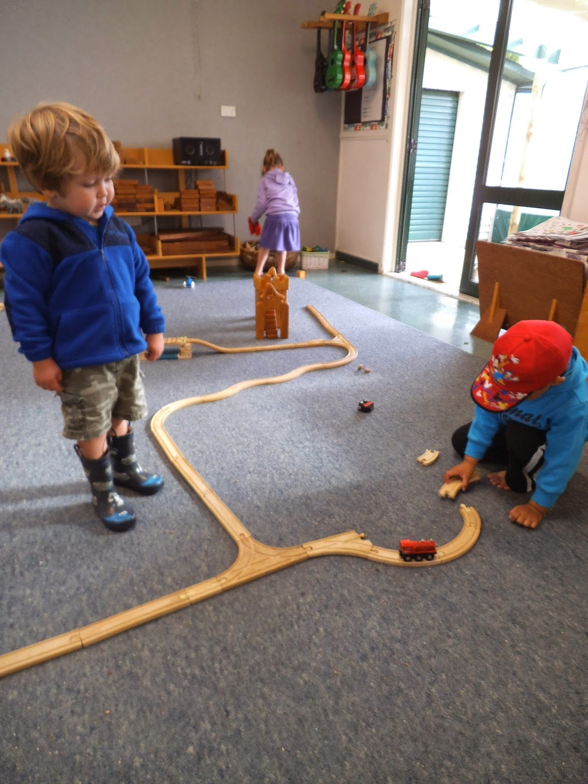 Mairtown Kindergarten Play Is The Key For Valuable Learning
