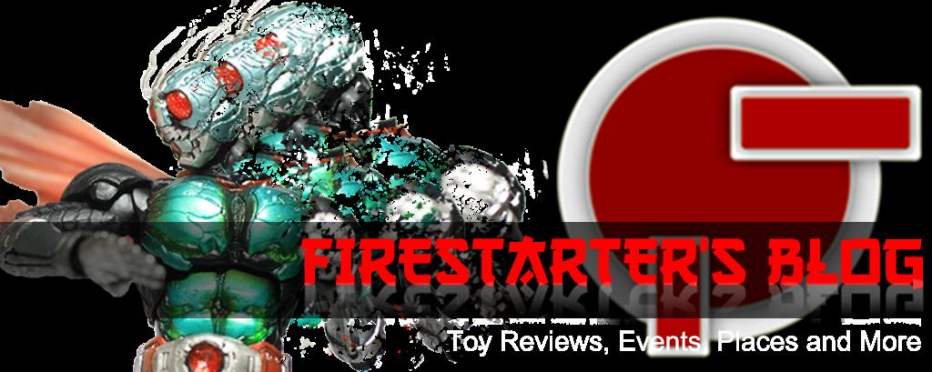 Firestarter's Blog