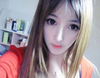 Wang+Jiayun 9 Gadis Tercantik di Dunia Yang Mirip Boneka Barbie