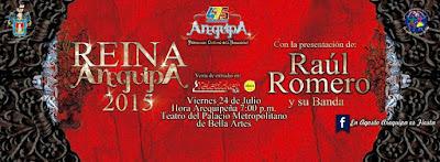 Reina Arequipa 2015