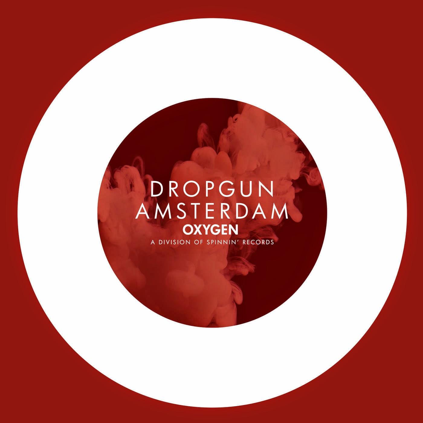 Dropgun - Amsterdam  Cover
