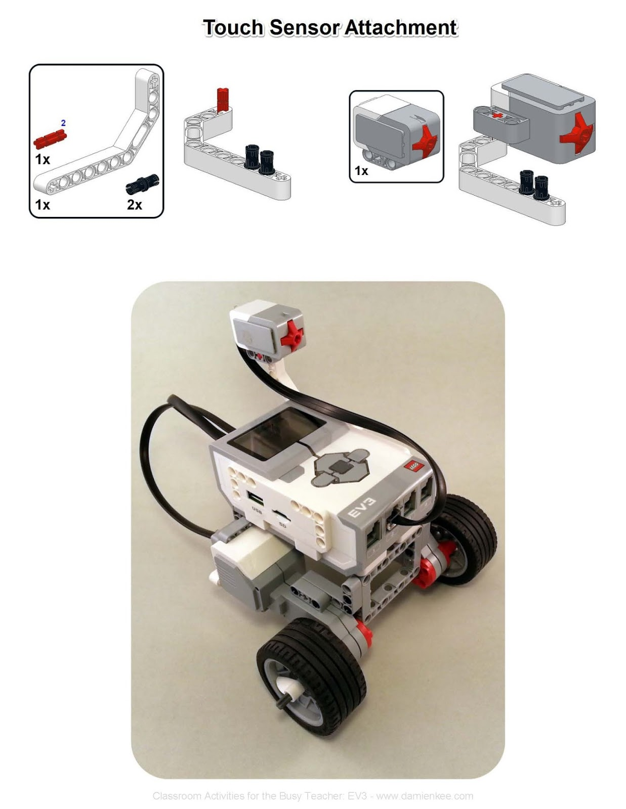 Ev3 Classroom Robot Design : Robotics education centre august