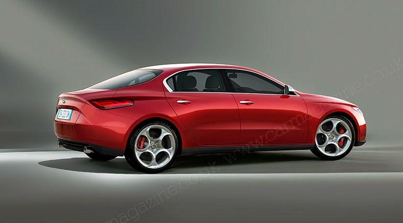 Alfa Romeo Pinterest >> Le nuove Alfa Romeo in arrivo: intervista a Harald Wester