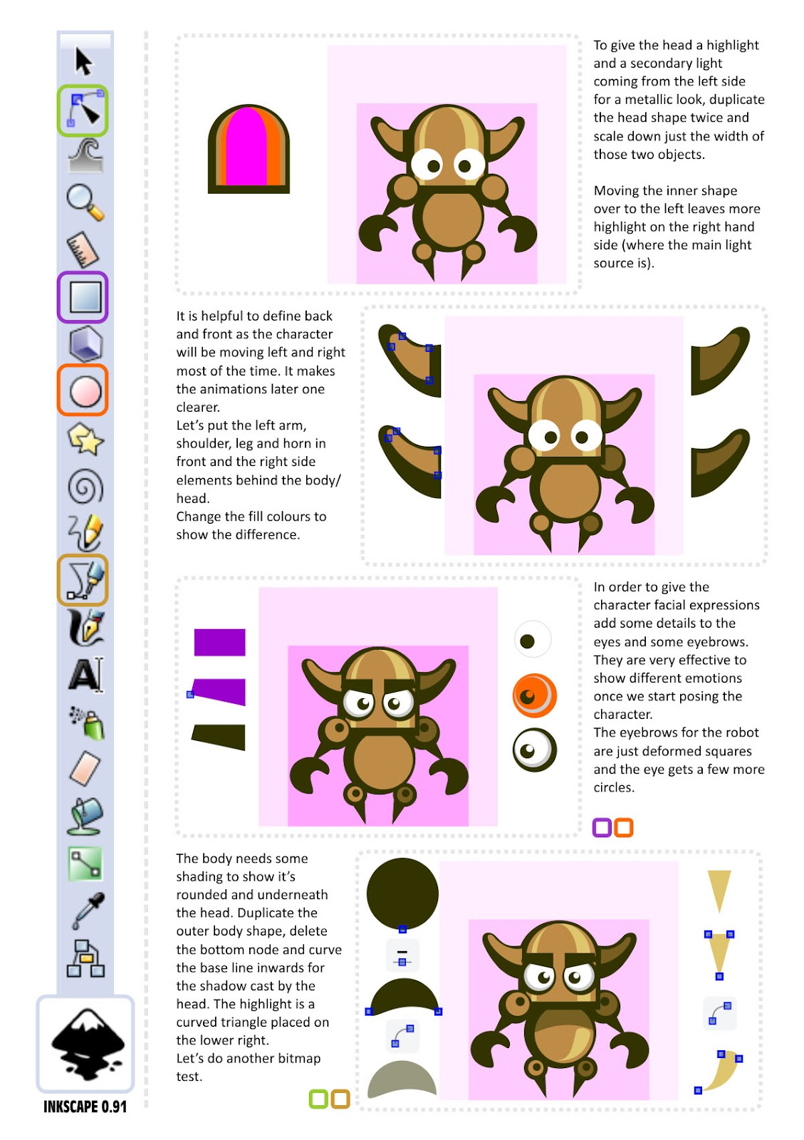 Game Character Design Complete Pdf : Complete game character design part d art for