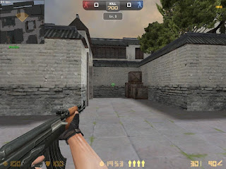 Mode Gun Deathmatch - Counter Strike