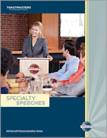 Toastmasters Specialty Speeches Manual