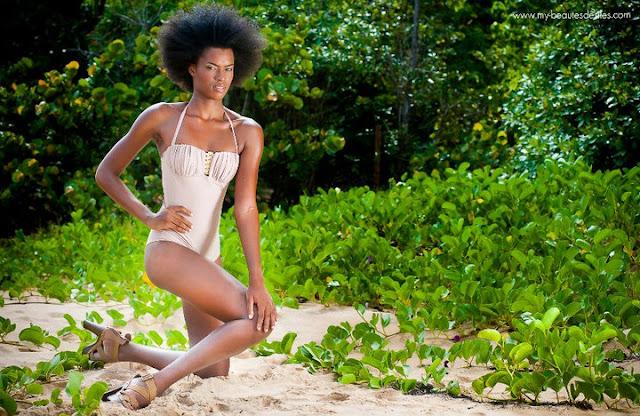 Miss Martinique 2011 Charlène Civault