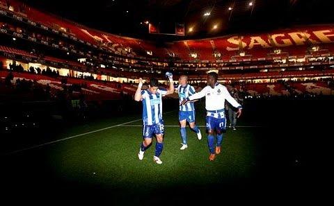 FC Porto Campeão Nacional 2010/2011 (Foto: Ivan Del Gal / Global Imagens)