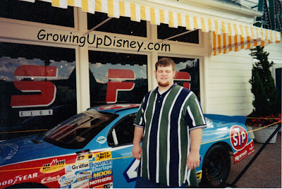 Growing Up Disney ESPN NASCAR Richard Petty #43