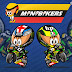 MiniBikers - 2014 Monster Yamaha Tech 3