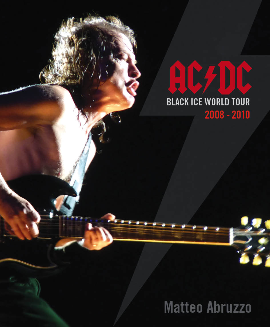 Black Ice Book Cover Model ~ Ac dc abruzzo rock or bust world tour black ice