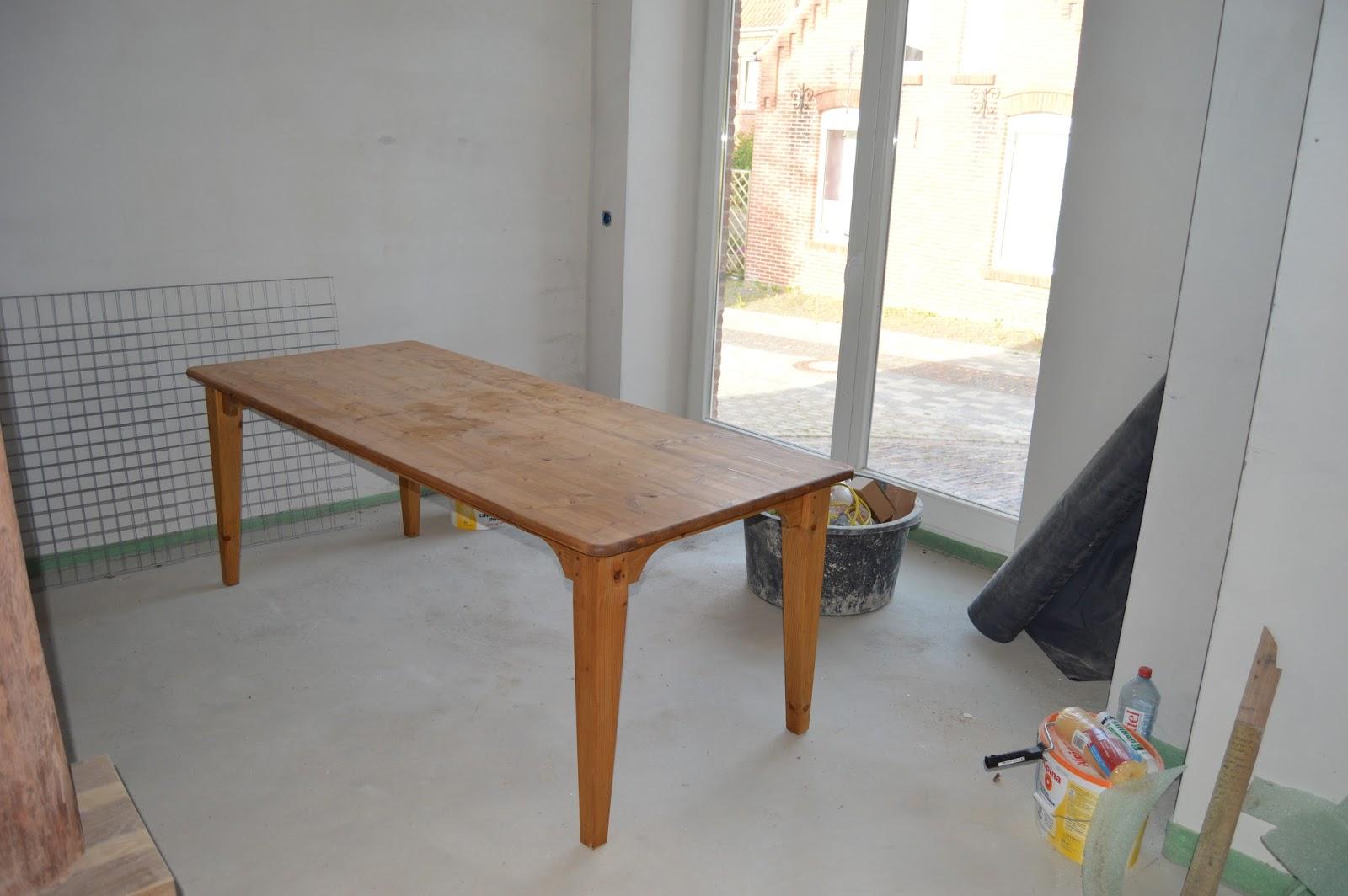 die alte b ckerei in westerhusen die gro e tafel. Black Bedroom Furniture Sets. Home Design Ideas