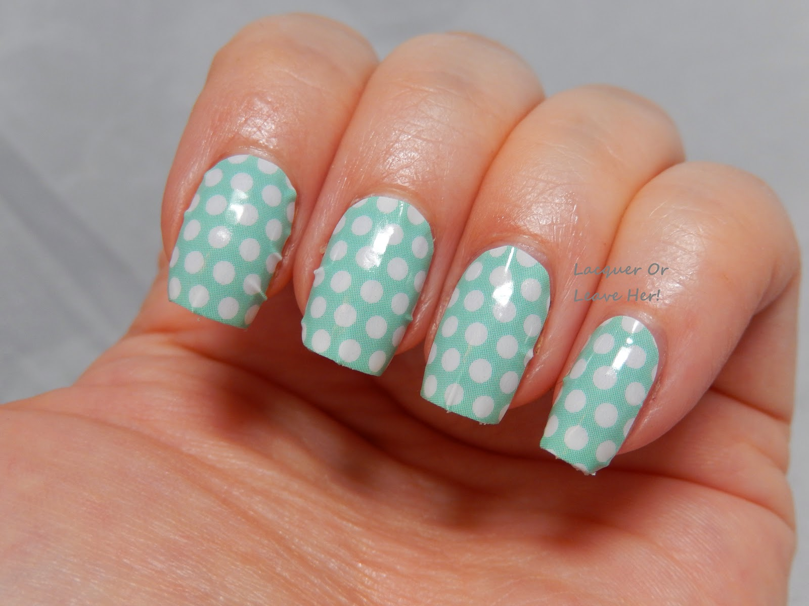 Lacquer or Leave Her!: Review: Jamberry Nail Wraps