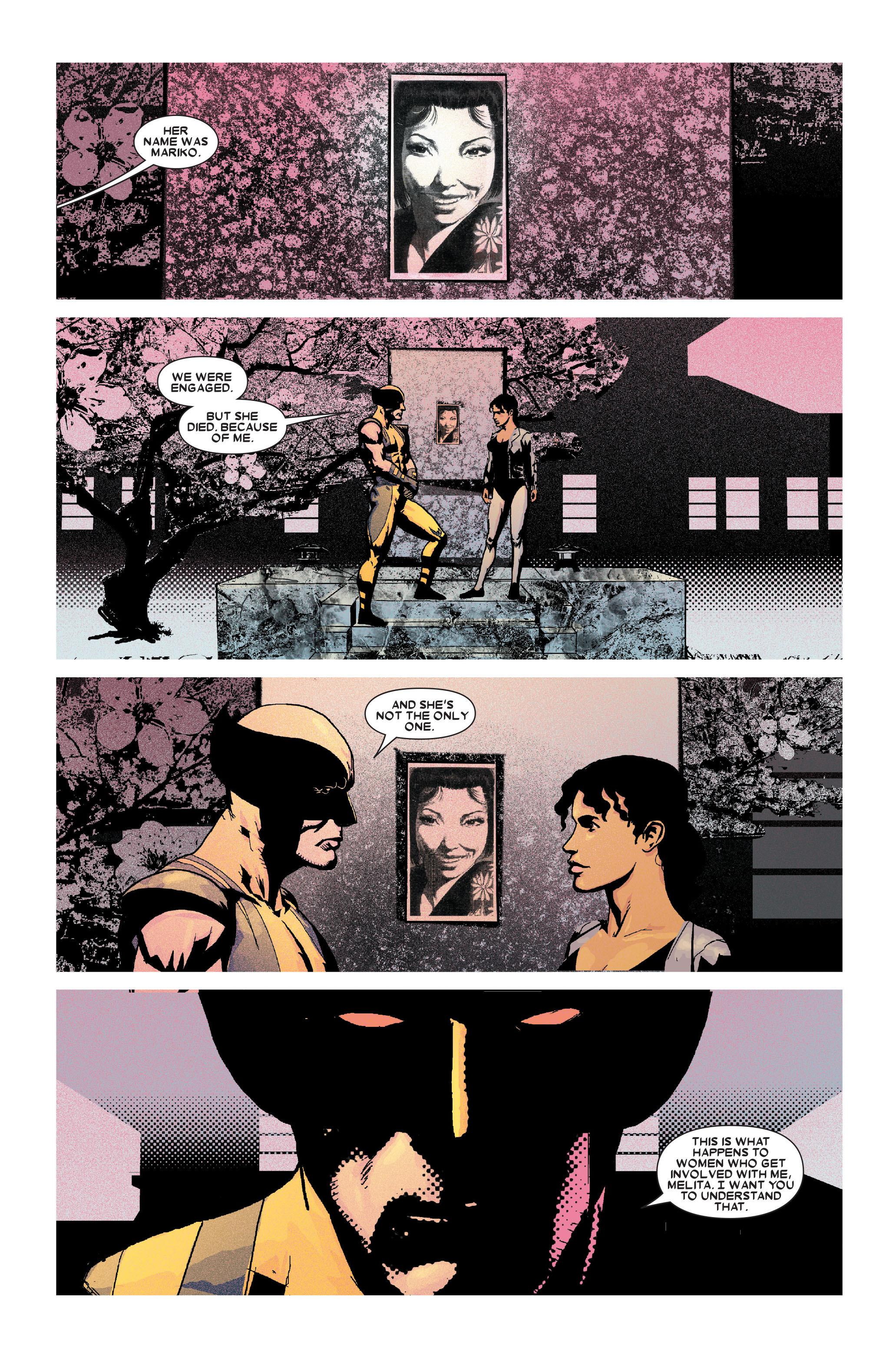 Wolverine: Weapon X #10 #7 - English 16