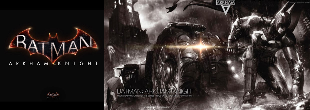 Batman: Arkham Knight - First Look