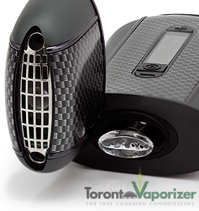 Ascent Vaporizer Carbon Fiber