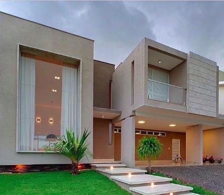 Fachadas de casas geminadas e modernas fotos google for Google casas modernas