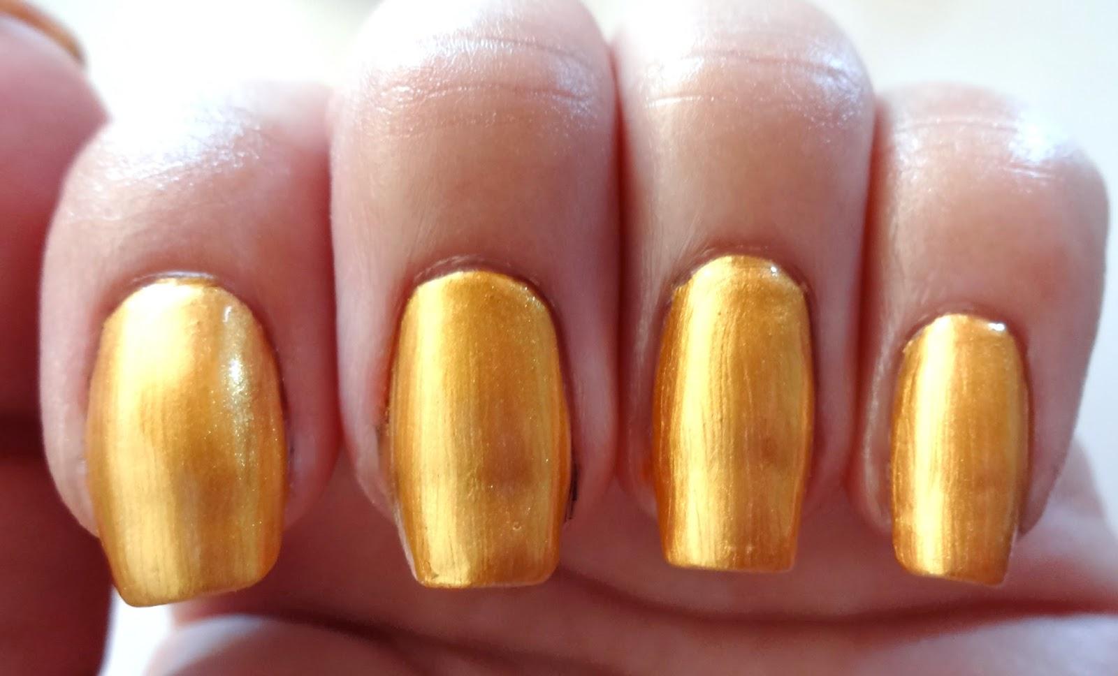 Gold base color