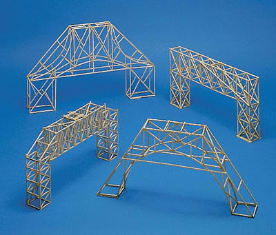 Pin Toothpick Bridge Examples On Pinterest