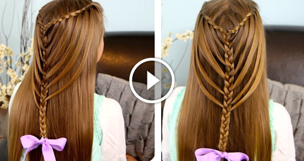 Top 10 Easy School Hairstyles - New School Girl Hair Styles - B & G ...