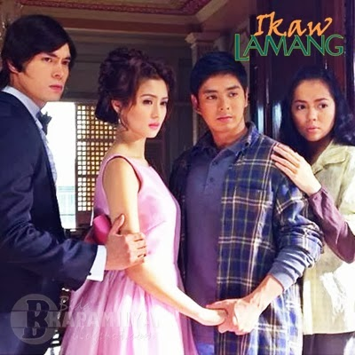 Ikaw Lamang Main Cast
