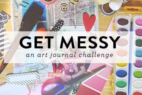 Get Messy Art Journal