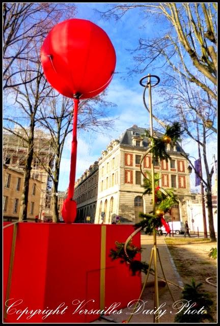 Noel Decoration Ville