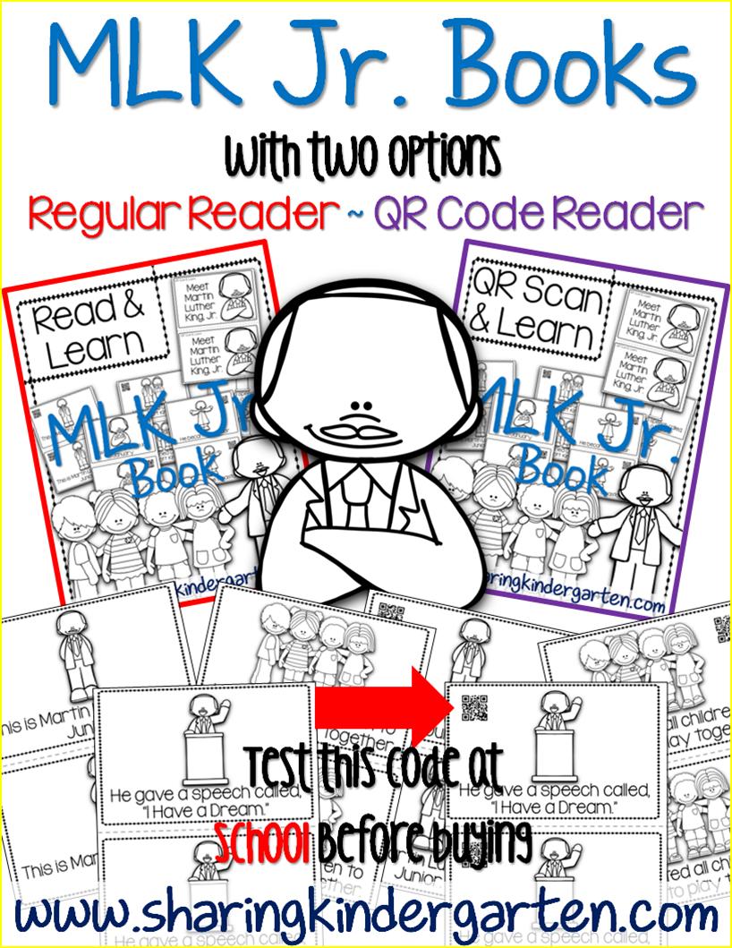 https://www.teacherspayteachers.com/Product/QR-Scan-Learn-MLK-Jr-Book-1655882