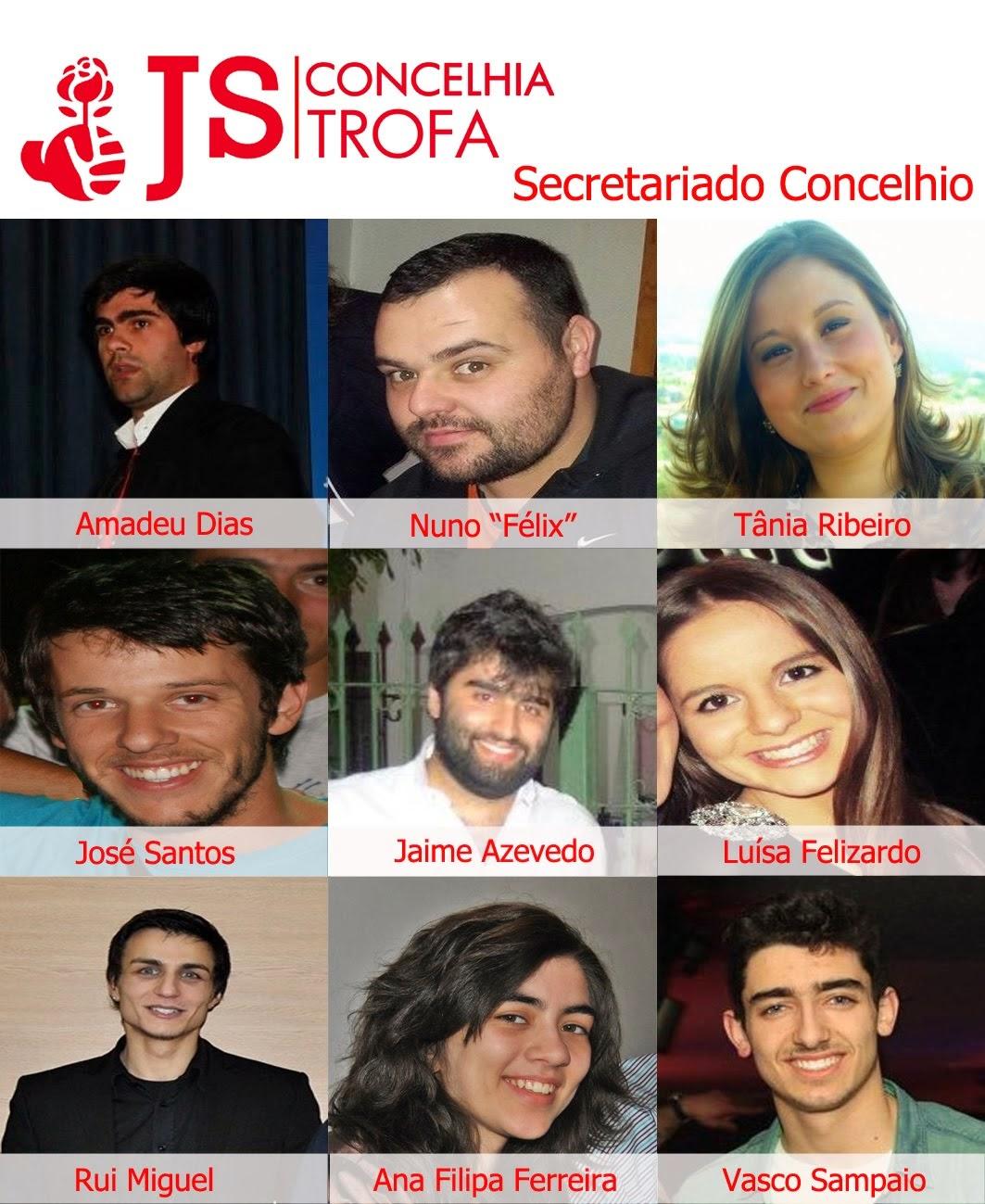 Secretariado da JS Trofa
