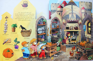 Виммельбух о замке