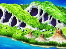 One Piece Treasure Cruise: Little Garden a la vista