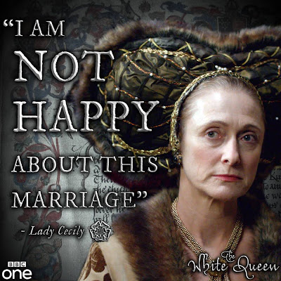 #TheWhiteQueen Quote