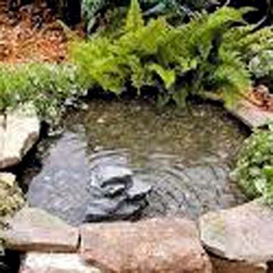 Casa immobiliare, accessori: fontana zen fai da te
