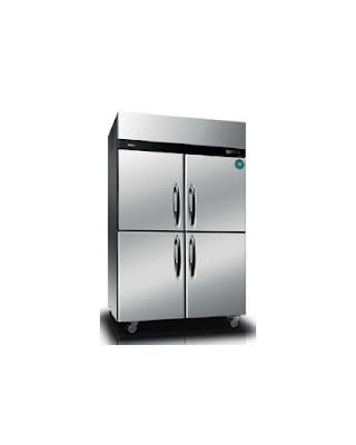 Professional Upright Pan Refrigerators