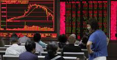 Las Bolsas chinas frenan su caída por la intervención estatal.