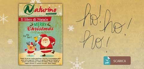 libro di Natale Naturino