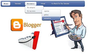 Blogger Dersleri - Blogger Etikete Bağlı Menü Kullanımı ve Faydaları
