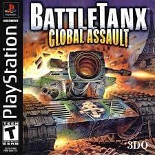 BattleTanx - Global Assault - PS1 - ISOs Download